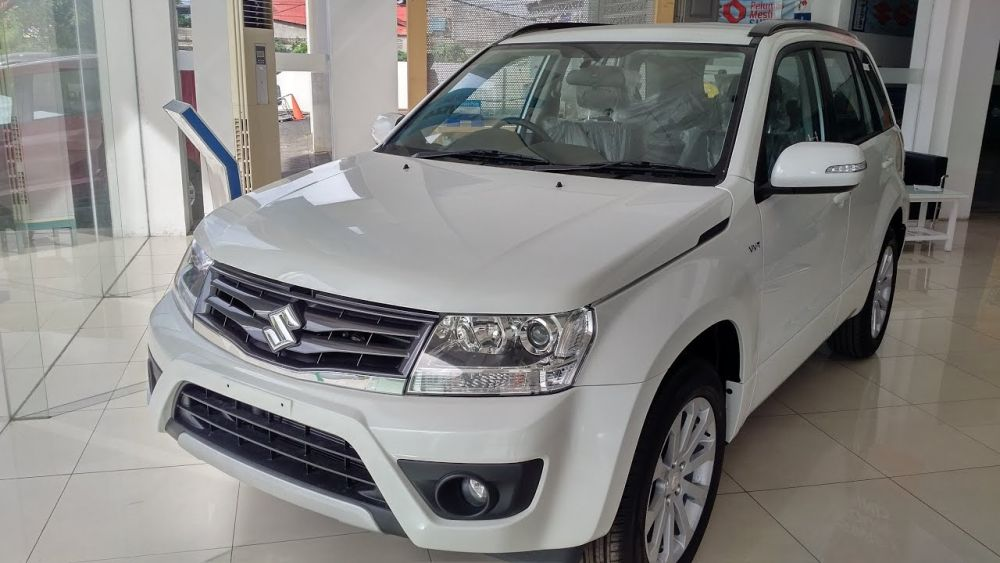 New Grand Suzuki Vitara 2.4